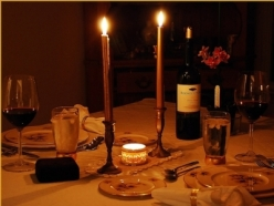 candle_dinner