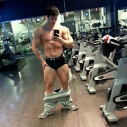 gym selfie 2
